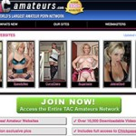 One of the best pay porn sites to have fun with awesome amateurs flicks