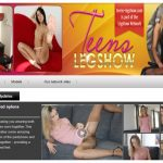 teenslegshow fetish porn site review