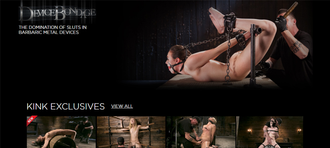 top bdsm porn site for bondage videos lovers