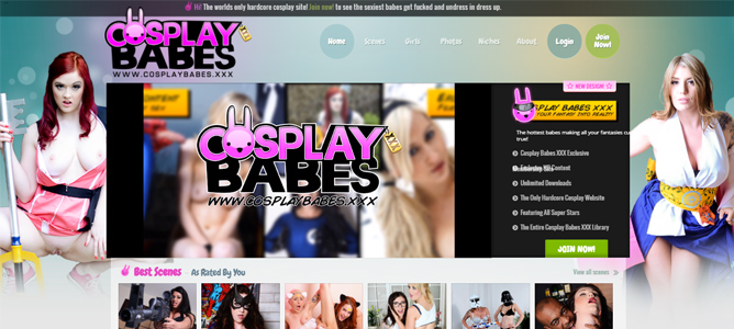 CosplayBabes review