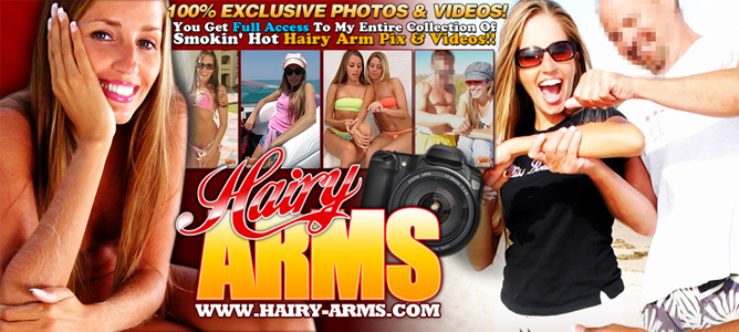 Best bizarre porn site if you like girls with hairy arms