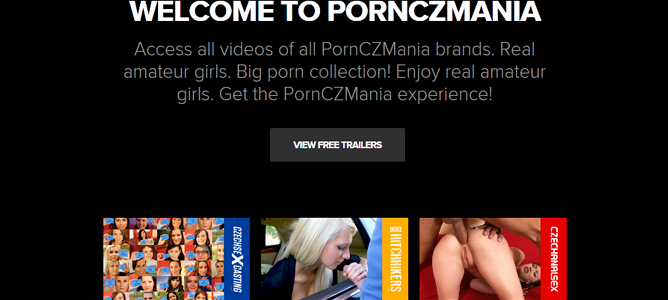 Popular paid adult website where to watch the hottest Czech porn movies