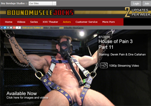 Great gay porn site with membership for fetish adult videos.