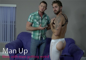 Fine gay pay porn website with fetish content.