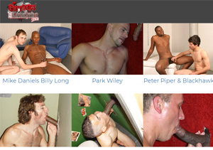 Great paid gay porn site for gloryhole videos lovers.