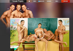 The finest gay pay porn website with threesome sex videos.